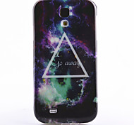Triangle Star Pattern TPU Soft Phone Case for Galaxy S3/S4/S5/S6/S6edge