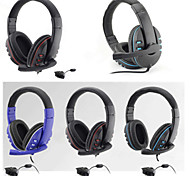 Gaming Headphones Headset with In line Mic & Volume Control Ear Noise Cancelling Cute Earphones