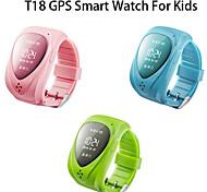Para Vestir - para - Smartphone T18 - Reloj elegante - WIFI iOS / Android