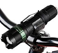Lanternas LED / Lanternas de Mão (Foco Ajustável / Recarregável / Emergência / autodefesa / Zoomable) - Outros 2 Modo 350 Lumens Outros