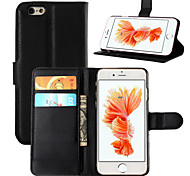 For iPhone 7 Luxury PU Leahter Wallet Holster Case Cover for iPhone 6s 6 Plus