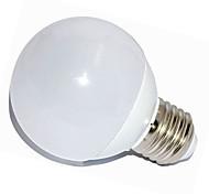 15W E26/E27 LED Kugelbirnen G80 3 COB 550-600 lm RGB Dekorativ AC 85-265 V 1 Stück