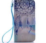 Dream Catcher Pattern Flip Case with stand function for iPhone 6/6s