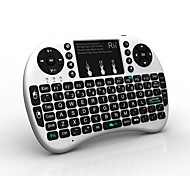 Rii mini i8+ Wireless Backlight Keyboard with Touchpad