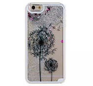 Black Sand Dandelion Mobile phone Case for iphone5C