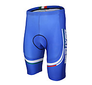 ARSUXEO Men's Cycling Shorts  Coolmax Breathable Material Blue