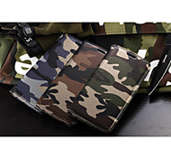 Woodland Style PU Mobile phone for Samsung Galaxy S6/S6edge Assorted Color