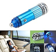 New Mini Auto Car Fresh Air Ionic Purifier Oxygen Bar Ozone Ionizer Cleaner