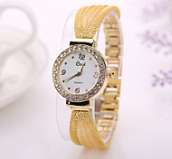 2015 Watch Women Fashion Silver Gold Rose Gold Color Steel Watch Band Watches Geneva Watches Men Luxury Brand  XR1261