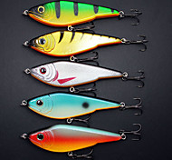 M&X Hard Bait Lifelike Crankbait VIB(Rattlin) 127mm/50g Fish Hook Fishing Tackle Fishing Lure Set(1pcs)