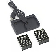Battery Charger Battery For Gopro 3 Gopro 3+