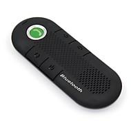 vivavoce per auto universale kit per auto Bluetooth vivavoce ultra-trasparenti chiamate vocali