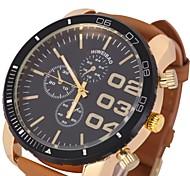 Men's double Movement Military Golden Stainless Steel Mesh Belt Quartz Watch Cool Watch Unique Watch