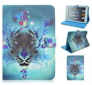 Star Lion Totem Around Open with Stand Protective Sleeve for iPad 4/3/2