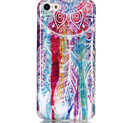 Wind chime Pattern TPU Soft Case for iPhone 5C