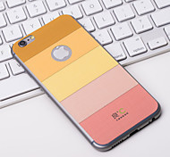 Fashion Multicolor iPhone6 Case Anti-radiation Graphene Cooling Phone Sticker Flame-proof Phone Case for Apple iPhone6