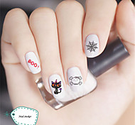 3D Nail Art Stickers Saints Series (3Pcs)