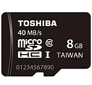 Original TOSHIBA 8GB Class10 40M/S High Speed Memory Card