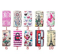 For LG Case Card Holder / Wallet / with Stand / Flip Case Full Body Case Cartoon Hard PU Leather LG G3 Stylus