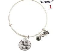 pulseira&série Bangle pulseira expansível pulseiras grandes marcas
