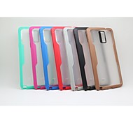 Zed Blade Dlade Point Style PC+TPU Mobile Phone for Samsung Galaxy note 4 Assorted Color
