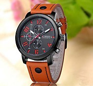 Curren Luxury Casual Men Watches Analog Military Sports Watch Quartz Male Wristwatches  Montre Homme Wrist Watch Cool Watch Unique Watch