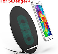 Moon-W7 Qi Wireless Charging Dock for Samsung S6,/Edge/S6+/Edge+,  or Built-in Qi Wireless Charging Receiver Smart Phone
