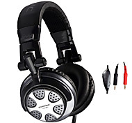 CD-891 HIFI Gaming Wired Headphones  with In line Mic & Volume Control Ear Noise Cancelling Bass Surround Earphones