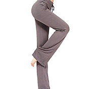 Pantaloni da yoga Pantaloni / Pantalone Asciugatura rapida / Materiali leggeri Elastico Abbigliamento sportivo Others Per donna ShuyaYoga