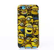 A Large Group Of Young People Pattern TPU Soft Case for iPhone5C