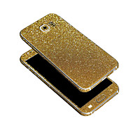 Front Side and Back Full-Body Bling Screen Sticker for Samsung Galaxy S6(Assorted Colors)