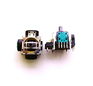 3d módulo joystick analógico para ps3 / ps3 controlador magro (2pcs)