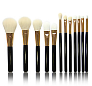 Professional Makeup Set Kits Brushes Makeup Cosmetics Brush Tool(Goat Hair Brush)