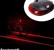 Luci bici Laser 1 Modo 1000 Lumens autodifesa Altro AAA Ciclismo / Viaggi - Altro , Nero ABS