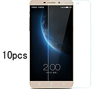 10pcs High Transparency LCD Crystal Clear Screen Protector with Cleaning Cloth for Huawei P8 Lite
