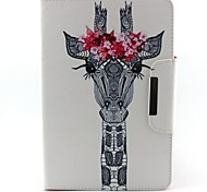 Deer Head Pattern Hard Case for iPad mini 3, iPad mini 2, iPad mini