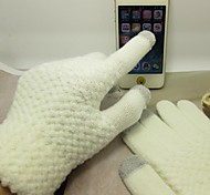 Touch Screen Gloves For Unisex Warm Winter for Iphone Ipad For Samsung(Random Color)