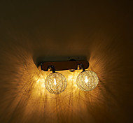 Wall Sconces LED / Mini Style / Bulb Included Modern/Contemporary Metal