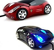 stile auto multi colore mouse mouse con filo