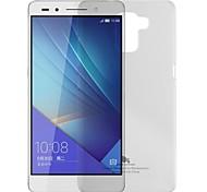 schwarz pomelo® transparente Licht TPU für Huawei Ehre 7