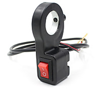 7/8 Handlebar Universal Motorcycle Scooter ATV Headlight ON-OFF Kill Stop Switch