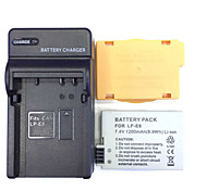 US  8.4V LP-E8 Home Charger+(1)Battery  for   Canon 550D 600D 650D 700D