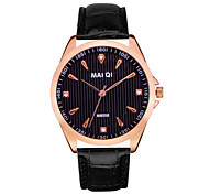 Men's Casual Rhinestone Quartz Watch Cool Watch Unique Watch