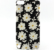 pattern pintura margarida TPU soft case para o iPod touch 5
