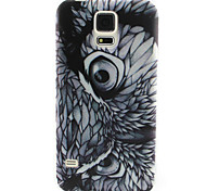 uil painting patroon TPU zachte hoes voor Samsung Galaxy S3 mini / mini s4 / s5 mini
