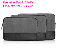 "Genuine Leather Shockproof Laptop Sleeve Bag Notebook Cover Case for Apple iPad/Macbook Air/Pro 11.6""/12""/13.3""/15.4"""