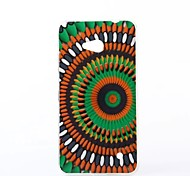 Colorful Flower Pattern TPU Soft Case for Nokia N640