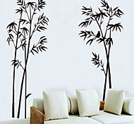 Chinese Ink Painting Of bamboo Wall Stickers Christmas