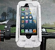 Flip the Whole Package Bike Damping Waterproof Case for  iPhone 5 /5S (Assorted Colors)