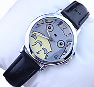Kid's TOTORO Dial PU Band Cute Cartoon Wrist Watch Cool Watches Unique Watches Fashion Watch